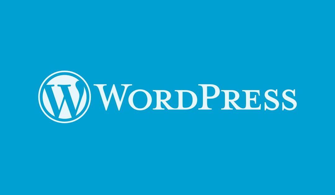 2021年 wordpressとweb制作業者とクライアント様